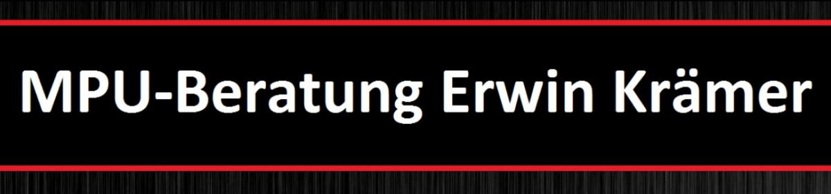 MPU-Beratung Erwin Krämer